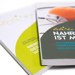 LebeNeo Gesundheitsbücher (Printversionen)