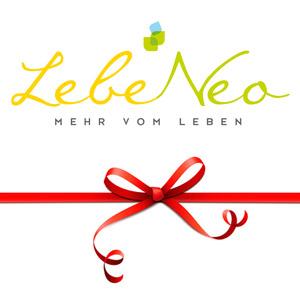 LebeNeo Einkaufs- und Geschenk-Gutscheine